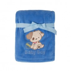 Big Oshi Baby Blanket