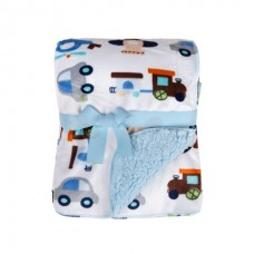 Big Oshi Super Soft Baby Blanket