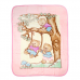 Big Oshi Fuzzy Plush Blankets