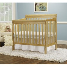 Big Oshi Kayla 3 in 1 Mini Convertible Crib