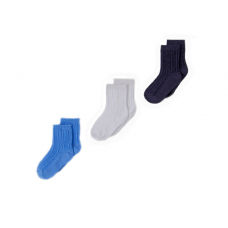 Big Oshi Baby Socks, 3-Pack