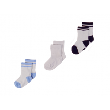 Big Oshi Baby Socks, 3-Pack