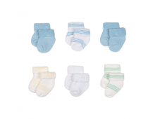 Big Oshi Newborn Socks In Wash