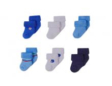 Big Oshi Newborn Baby Socks, 6