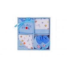 Big Oshi Baby 4-Piece Layette Gift Set