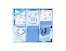 Big Oshi Baby 6-Piece Layette
