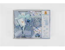 Big Oshi Baby 5-Piece Layette