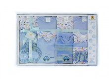 Big Oshi Baby 15-Piece Layette
