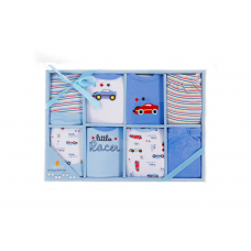 Big Oshi Baby 8-Piece Layette Gift Set