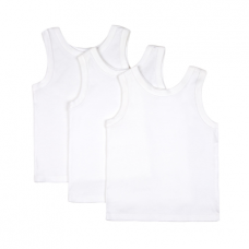 Big Oshi 3-Pack Sleeveless Tee Tops