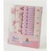 Big Oshi Baby Essentials 5 Pack Flannel Receiving Blankets
