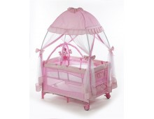 Big Oshi Portable Playard Delu