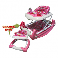 Big Oshi 2 In 1 Baby Activity Walker And Rocker