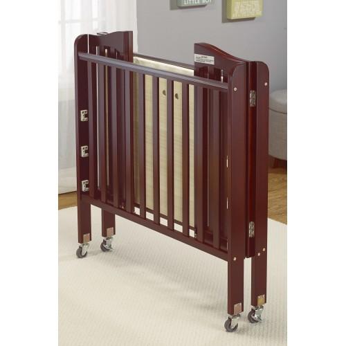 big oshi angela mini portable crib