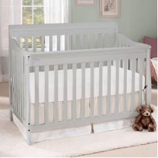 Big Oshi Stephanie 4 in 1 Convertible Crib