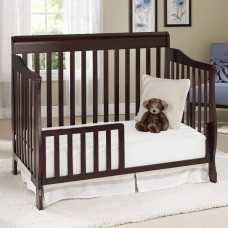 Big Oshi Stephanie 4 in 1 Convertible Crib