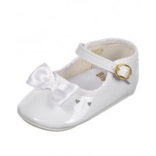 "Big Oshi Baby Girls' ""Tow Bow"" Mary Jane Booties"
